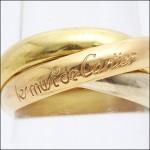 カルティエ,Cartier,トリニティリング