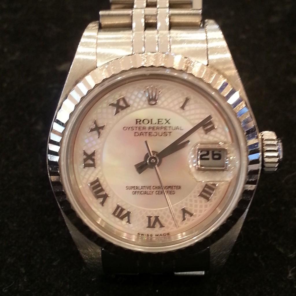 ロレックス,ROLEX,腕時計,デイトジャスト