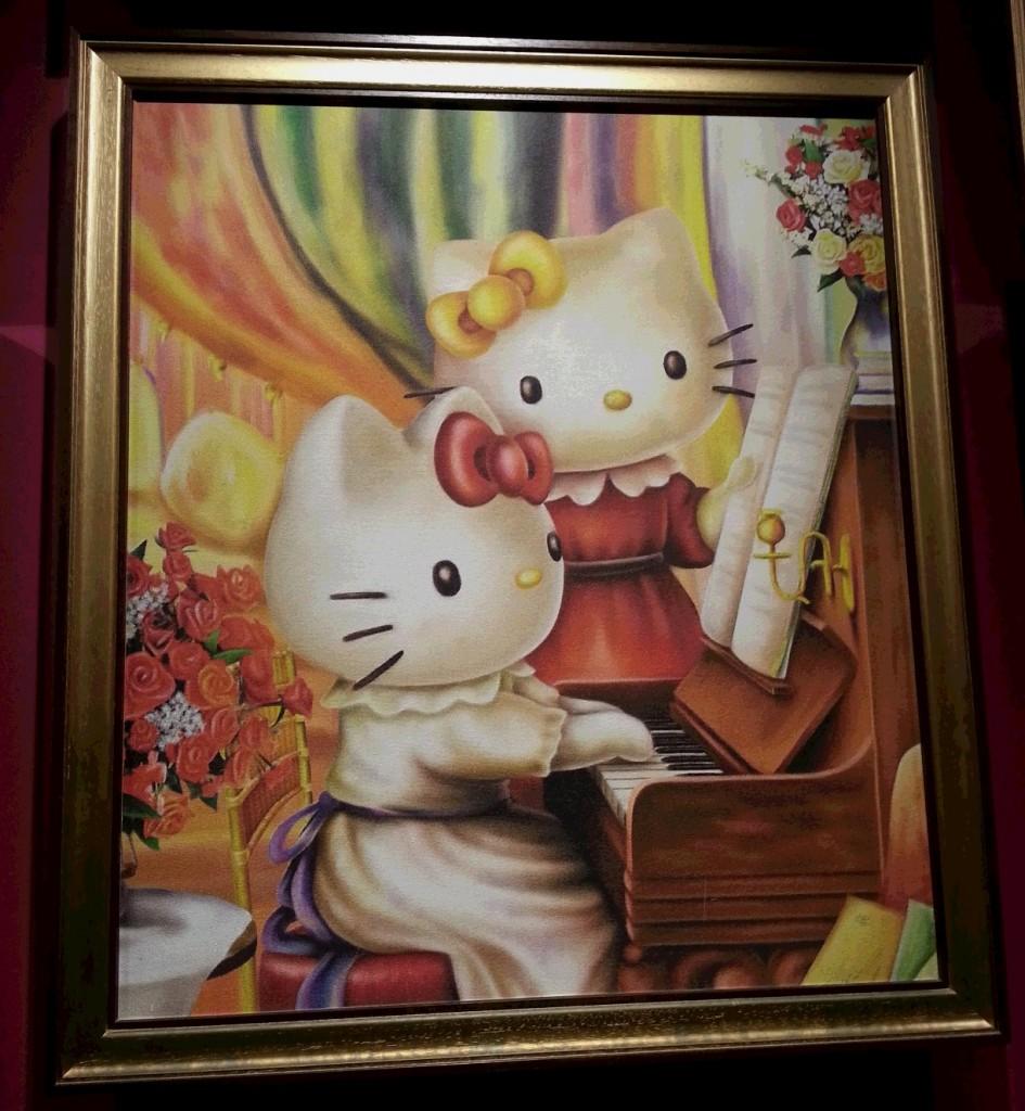 ハローキティ,Hello Kitty
