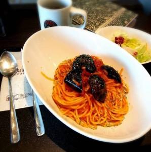 タリーズ,TULLY'S,ランチ,iunch,パスタ,pasta