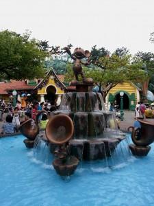 トウキョウディズニーランド,Tokyo Disneyland,トゥータウン