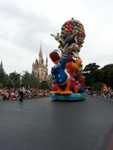 トウキョウディズニーランド,Tokyo Disneyland,パレード,ハピネス・イズ・ヒア