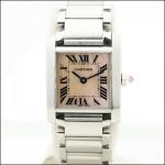 カルティエ,Cartier,タンクフランセーズ,腕時計