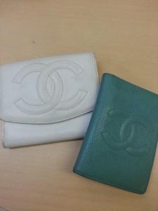 シャネル,CHANEL,財布,カードケース