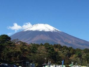 富士山,山中湖,
