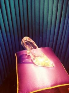 シンデレラ,ガラスの靴,ディズニー