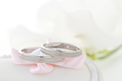 結婚指輪は女性にとって、一生の宝物