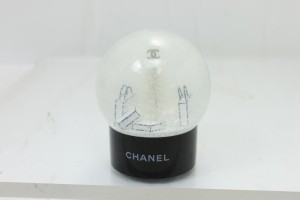 シャネル,CHANEL,ノベルティー,非売品,スノードーム