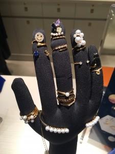 ジュエッテ,jouete,,ファランジリング指輪,アクセサリー