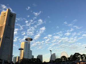 横浜,みなとみらい