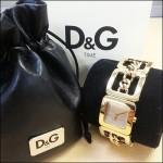 ディーアンドジー,D&G,腕時計