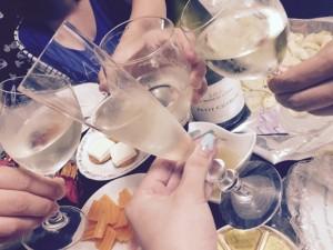 バカラ,Baccarat,グラス,女子会,子育て