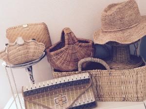 夏,Summer,バッグ,小物,帽子,買取