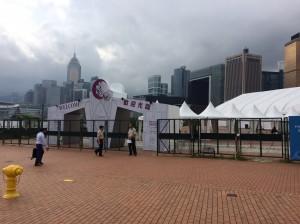 香港,ジュエリーショー,株式会社アンテウス