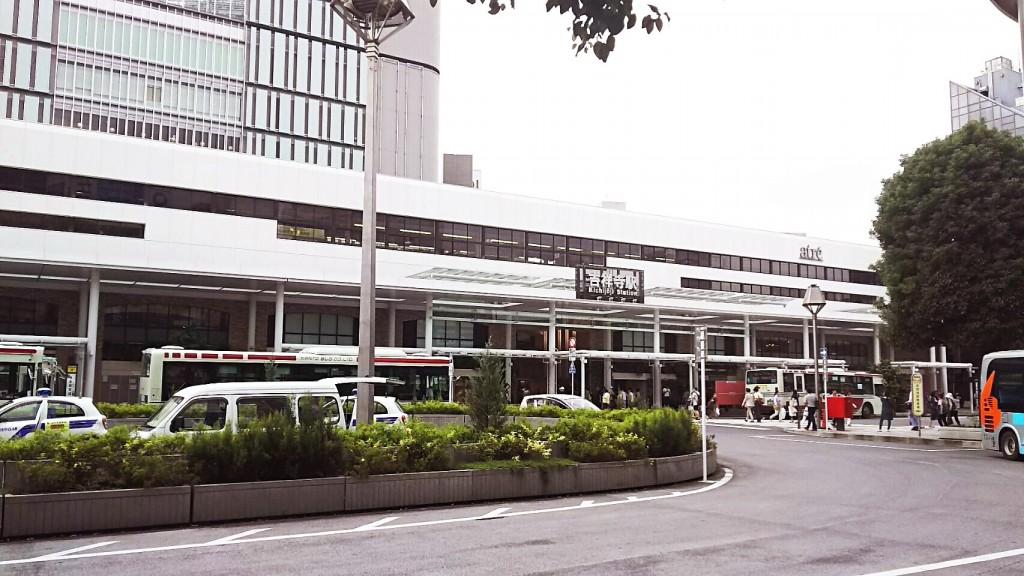 JR「吉祥寺駅」北口から徒歩3分