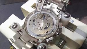 時計,腕時計,電池,交換,チェンジ,ブランド楽市