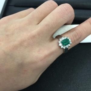ジュエリー,宝石,貴金属,指輪,リング,エメラルド,ブランド楽市