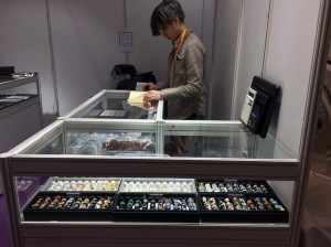 香港,ジュエリーショー,Hong Kong International Jewellery Show,エキシビジョンセンター,貴金属,ブランド楽市