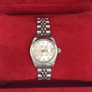 ロレックス,ROLEX,デイトジャスト,腕時計,買取金額,参考事例,ブランド楽市