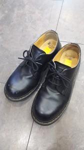 ドクターマーチン,Dr.Martens,革靴,レザー,男性,メンズ