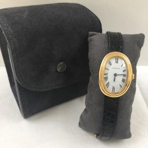 カルティエ,Cartier,腕時計,アンティーク,金,K18,買取,参考事例,ブランド楽市