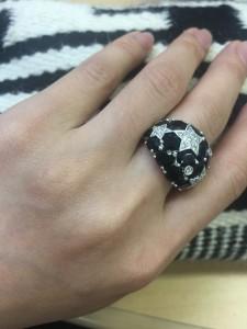 ジュエリー,宝石,貴金属,指輪,プラチナ,ダイヤモンド,オニキス,買取,販売,ブランド楽市
