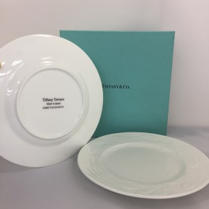 ティファニー,TIFFANY&Co.,皿,引き出物,ブランド,宅配買取,ブランド楽市