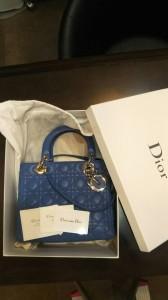 クリスチャン・ディオール,Christian Dior,レディディオール,LADY DIOR,バッグ,高価買取,ブランド楽市
