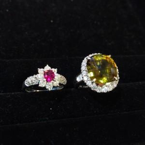 レッドエメラルド,マリーガーネット,貴金属,宝石,ジュエリー,色石,ダイヤモンド,高価買取,ブランド楽市
