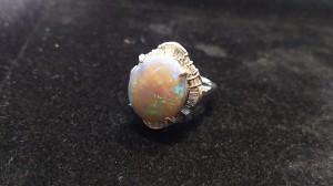 オパール,opal,指輪,リング,高価買取,ブランド楽市