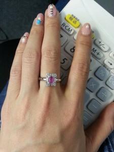 サファイヤ,sapphire,ピンクサファイヤ,宝石,貴金属,指輪,ダイヤモンド買取,販売,ブランド楽市