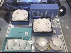 ティファニー,TIFFANY&Co.,ウエッジウッド,食器,コーヒーカップ,お皿,ブランド楽市