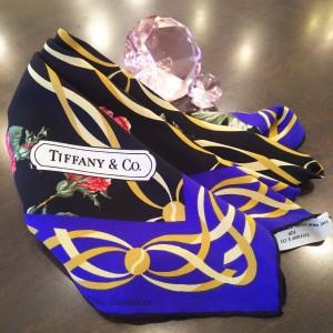 ティファニー,TIFFANY&Co.,スカーフ,高価買取,ブランド楽市