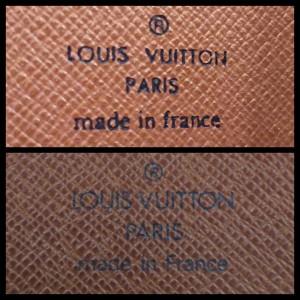ルイ・ヴィトン,LOUIS VUITTON,真贋,刻印,本物,偽物,正規品,コピー品,ブランド楽市