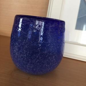 グラス,宙吹きグラス,リサイクルショップ