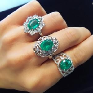 貴金属,宝石,ジュエリー,指輪,リング,エメラルド,天然石,リフォーム