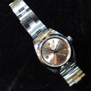 ロレックス,ROLEX,腕時計,オイスターパーペチュアル,76080,高価買取,ブランド楽市