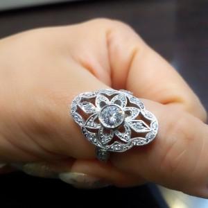 ダイヤモンド,宝石,ジュエリー,貴金属,,4C,デザインジュエリー