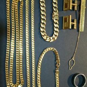 貴金属,金,K18,喜平,ネックレス,ブレスレット,指輪,カフス,タイピン,買取,高価買取,ブランド楽市