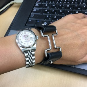 ロレックス,ROLEX,デイトジャスト腕時計,エルメス,HERMES,ブレスレット,買取,ブランド楽市