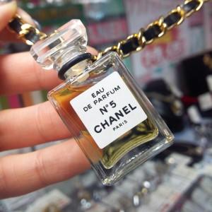 シャネル,CHANEL,ネックレス,香水ボトル,No5,ブランド楽市