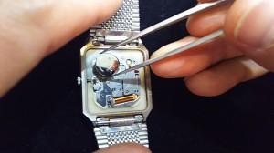 腕時計,電池交換,ブランド楽市