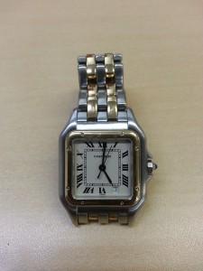 カルティエ,Cartier,腕時計,電池交換