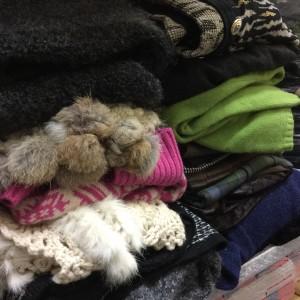 洋服,衣類,買取,宅配買取,ブランド楽市