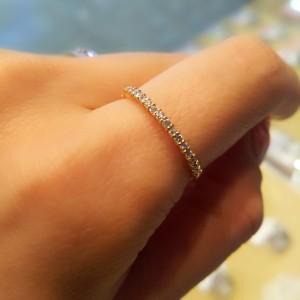 指輪,リング,メレ,ダイヤモンド,エタニティ,買取,ブランド楽市
