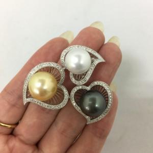 リフォーム,リメイク,作り直し,真珠,パール,指輪,リング,ブランド楽市