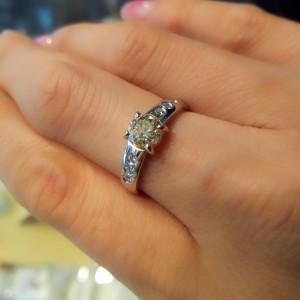 貴金属,買取,指輪,リング,ダイヤモンド,鑑定書なし,鑑別書なし,宝石,ジュエリー,ブランド楽市