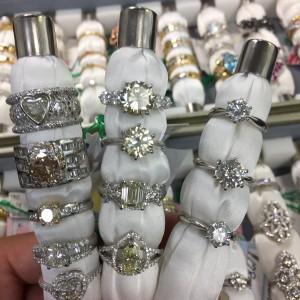 宝石,貴金属,指輪,リング,サイズ直し,新品仕上げ,ブランド楽市