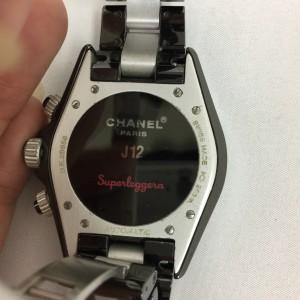 電池交換,シャネル,CHANEL,J12,腕時計