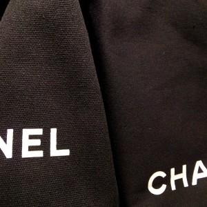 シャネル,CHANEL,ノベルティ,巾着,リュック,生地,偽物,本物,コピー品,正規品,真贋,ブランド楽市